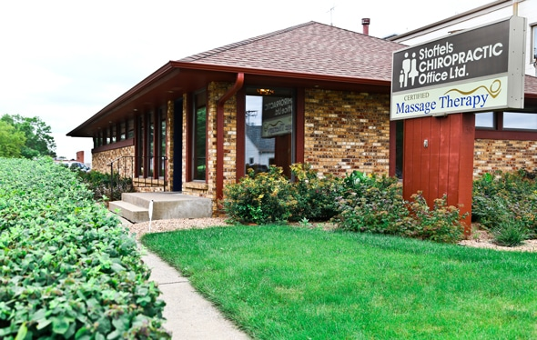 Chiropractic West St Paul MN Office Building